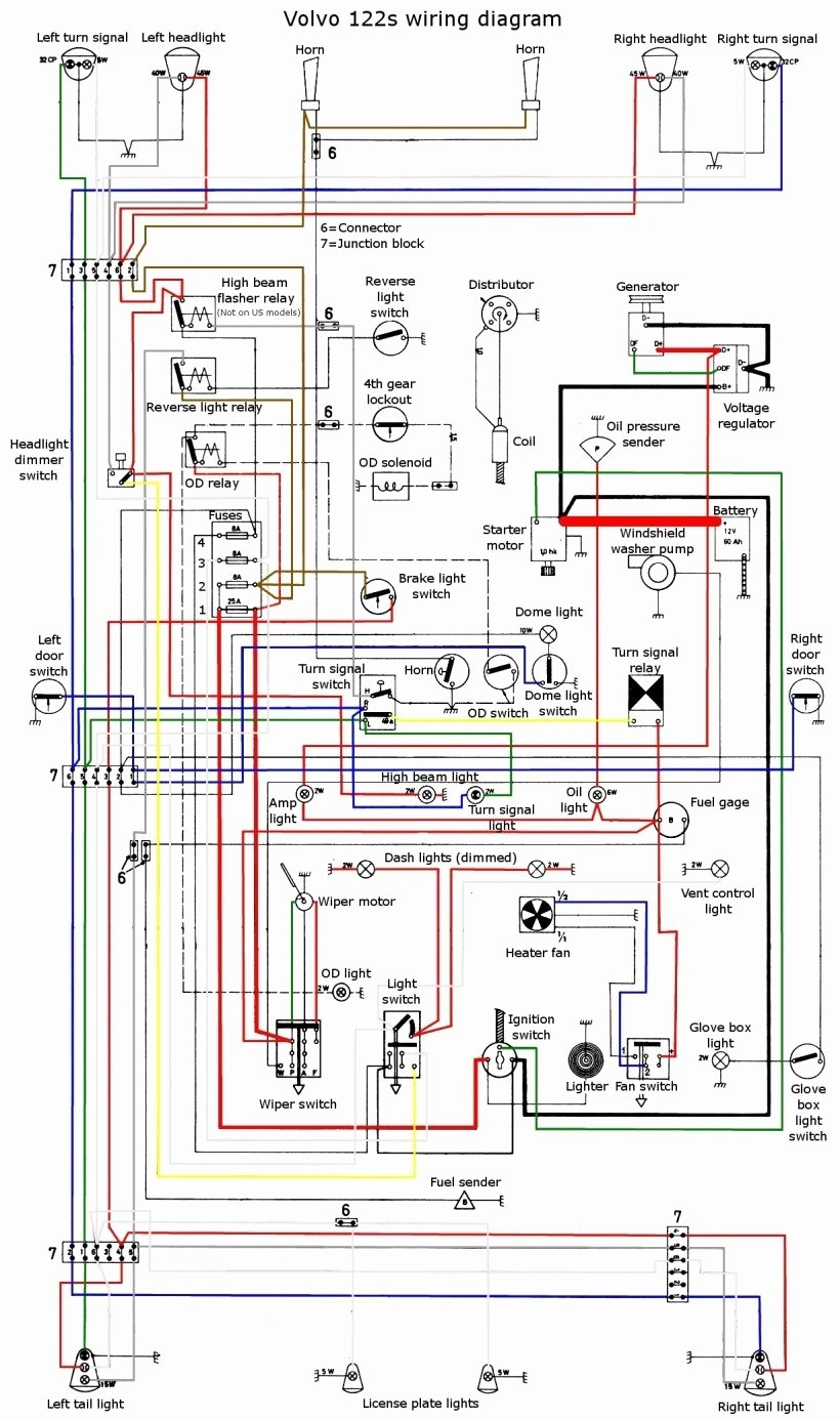 Brake Light Wiring Diagram Inspirational Repair Guides Wiring