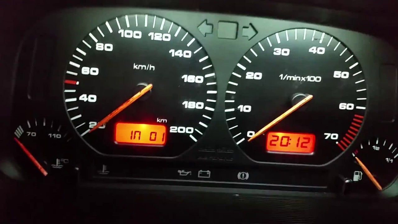 VW Golf 3 MK3 IN 01 IN 02 OEL RESET