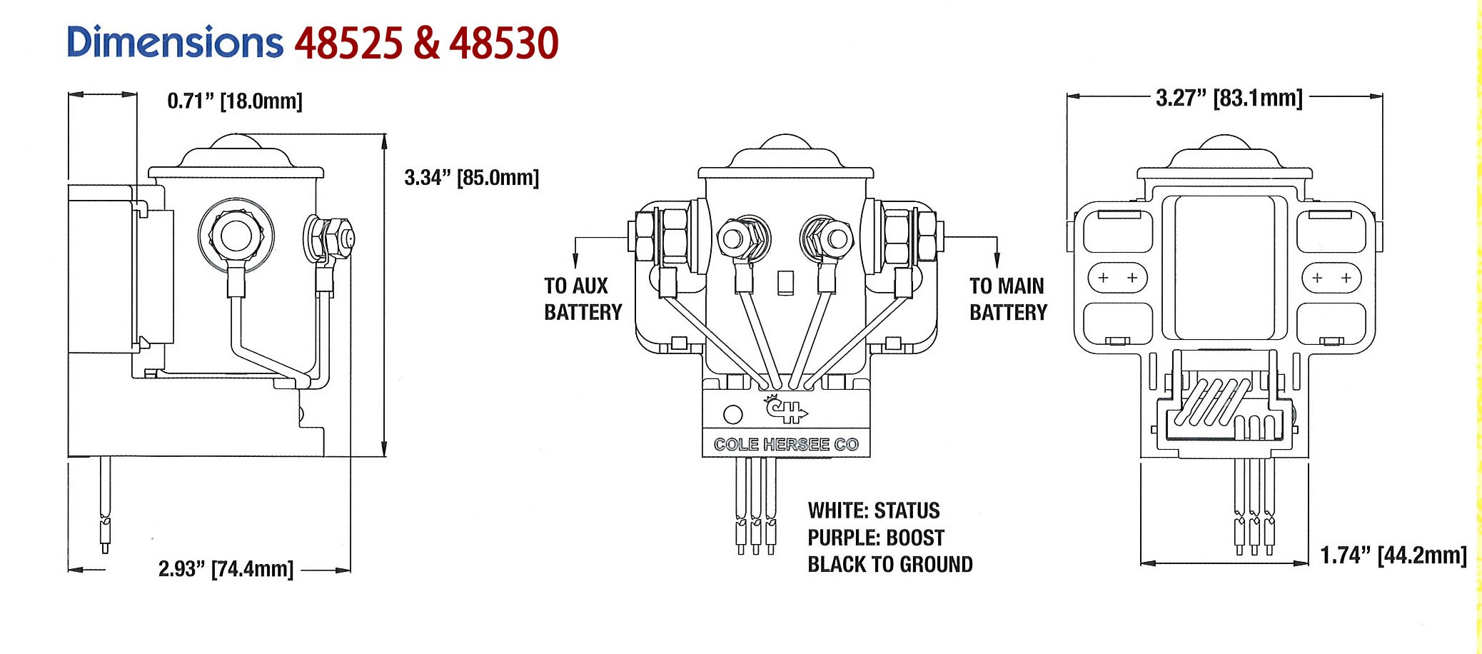 8FF Dual Battery Solenoid Wiring Diagram | Wiring LibraryWiring Library