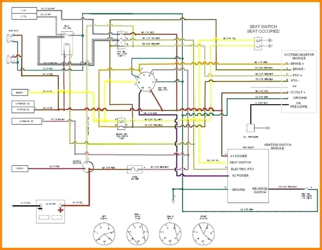 Cub Cadet Lt1050 Electrical Diagram | Wiring Diagram