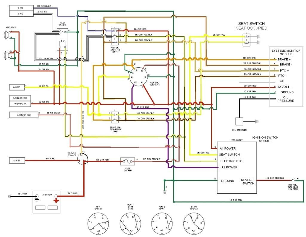 Cub Cadet Wiring Diagram Parts Diagram for Cub Cadet Lt1045 Best Wiring the 25 Hp