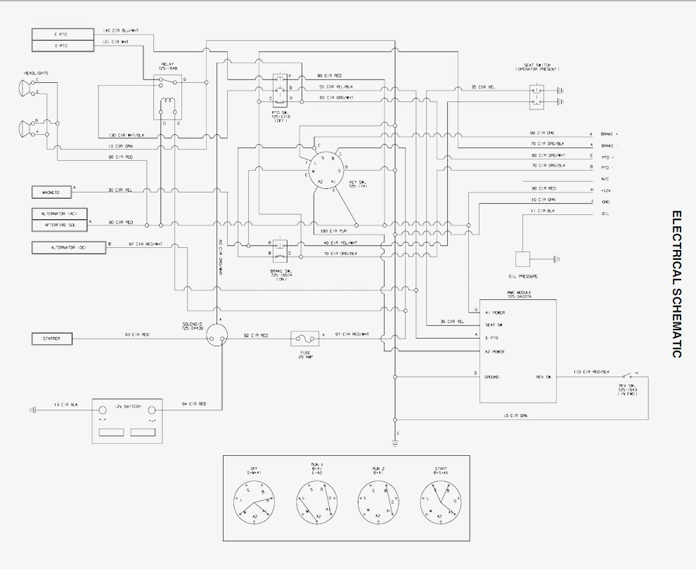 wiring diagram for cub cadet rzt 42 best wiring library Cub Cadet I1042 Wiring Diagram cub cadet rzt 42 wiring diagram free download nice place to getcub cadet rzt 50 schematic