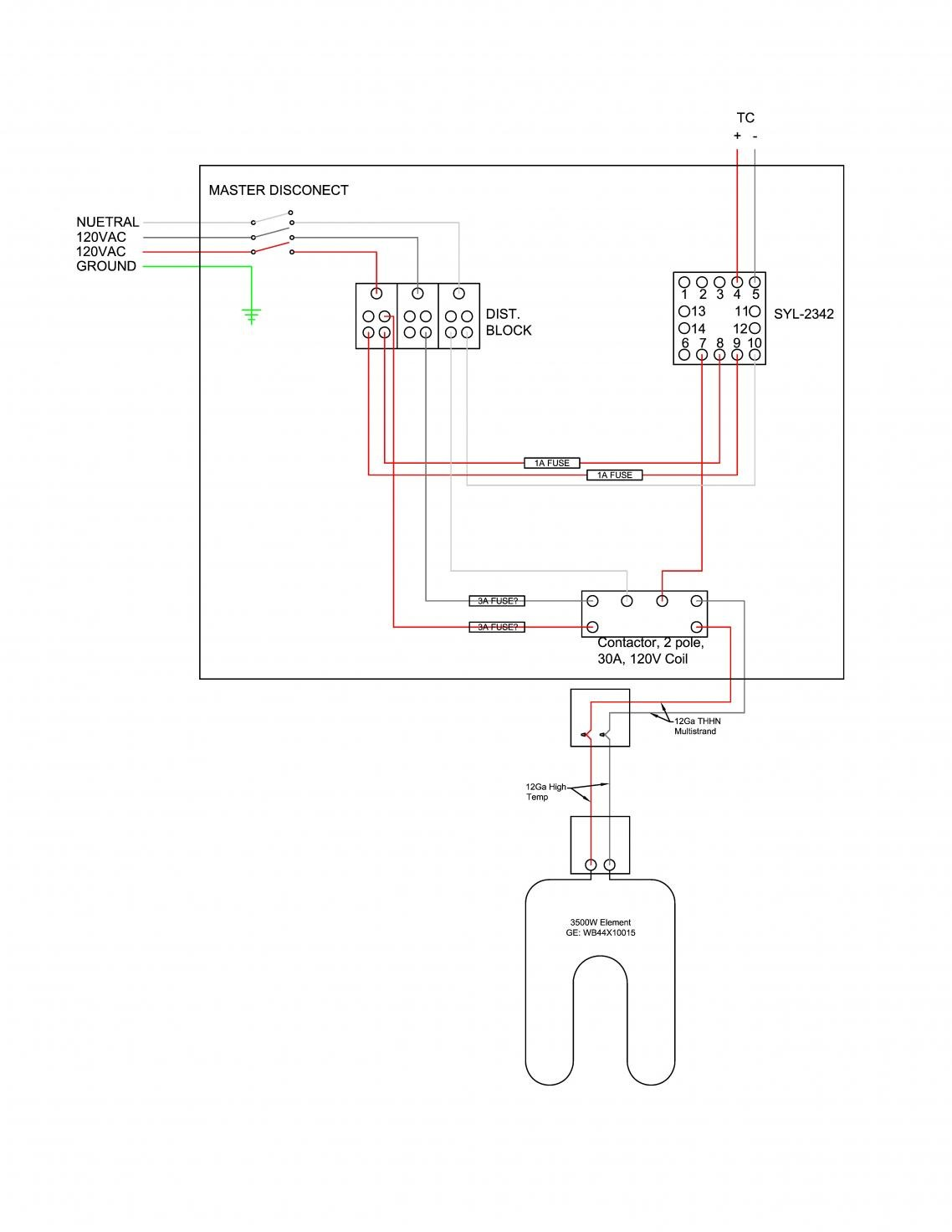 Powder Coating Oven Wiring Diagram on First build care to check my wiring diagram