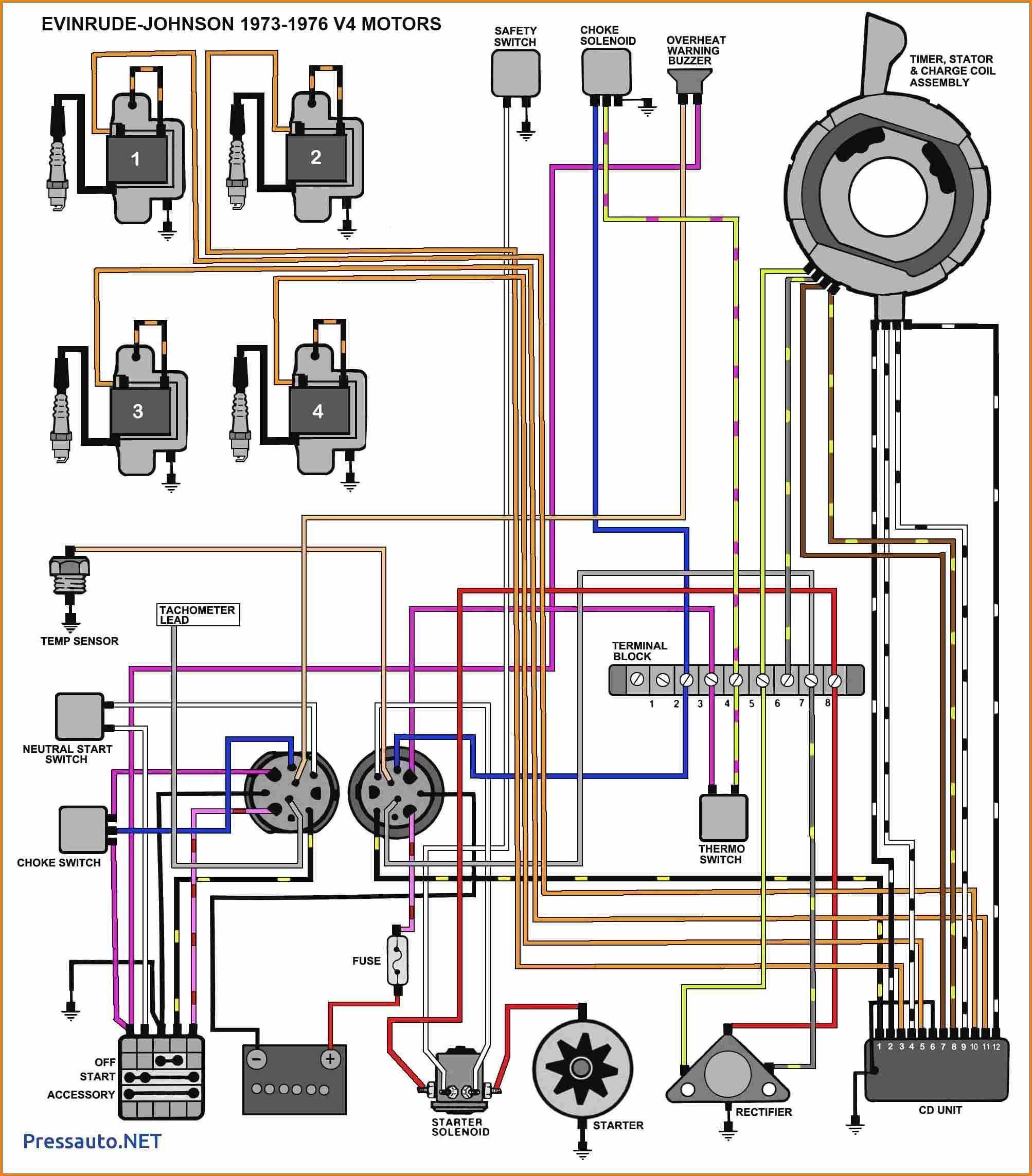 1996 evinrude wiring diagram diy wiring diagrams u2022 rh aviomar co Johnson  40 HP Outboard Manual