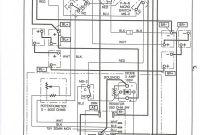 Ez Go Gas Golf Cart Wiring Diagram Pdf Inspirational 1996 Ez Go solenoid Wiring Diagram Basic Wiring Diagram •