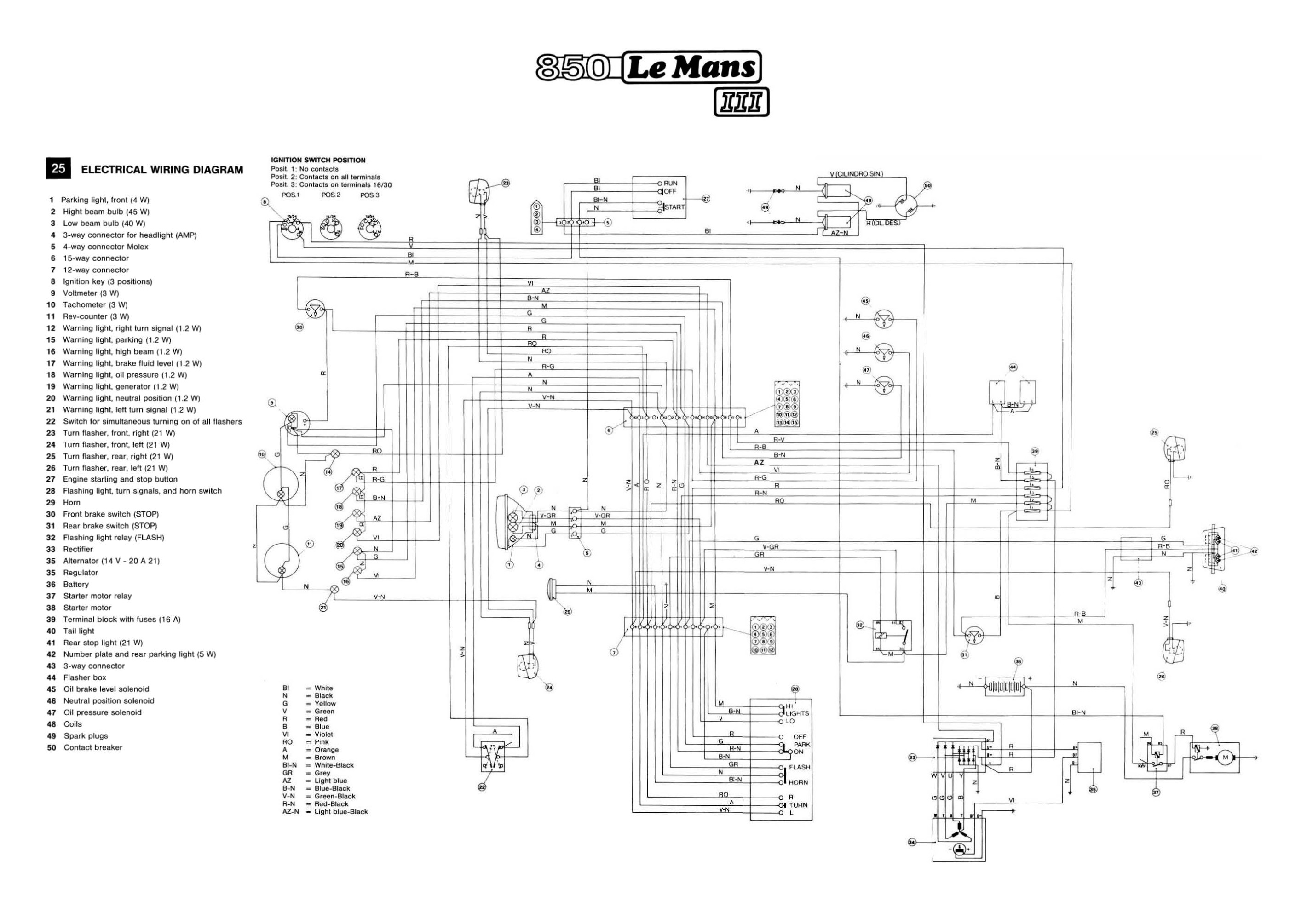 gentex 16 pin wiring diagram