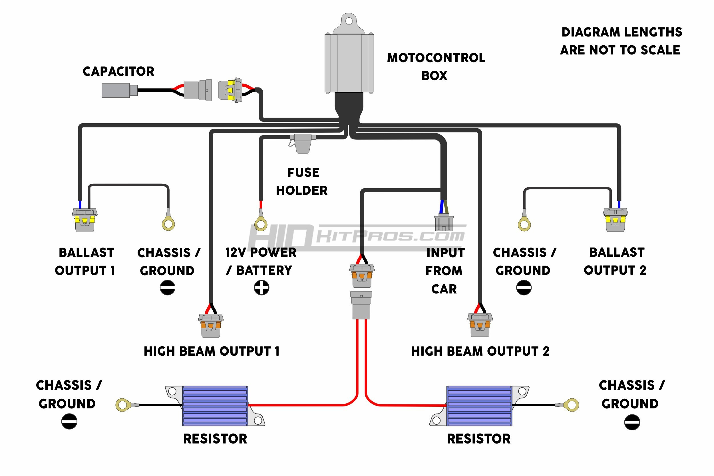 Hid Relay Diagram Awesome Wiring Diagram Image