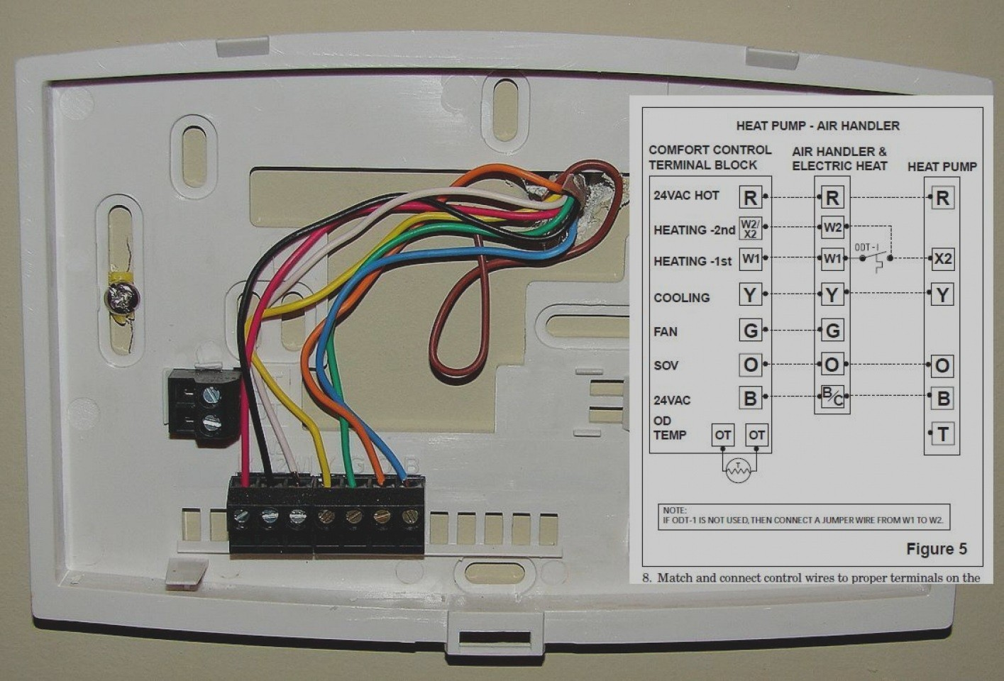 Honeywell Th5220d1003 Wiring Diagram 27 New Wiring Diagram for Honeywell  thermostat Th5220d1003 Collection
