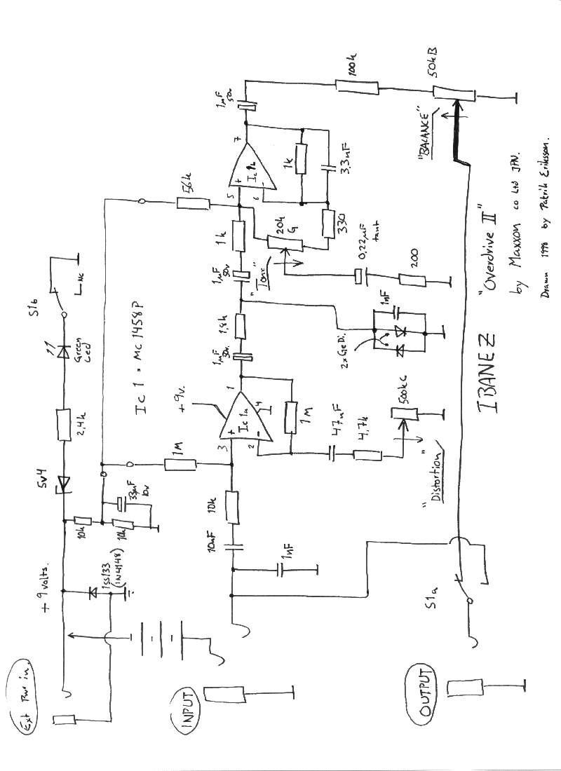 Ibanez Wiring Diagram Inspirational Wiring Diagram Image