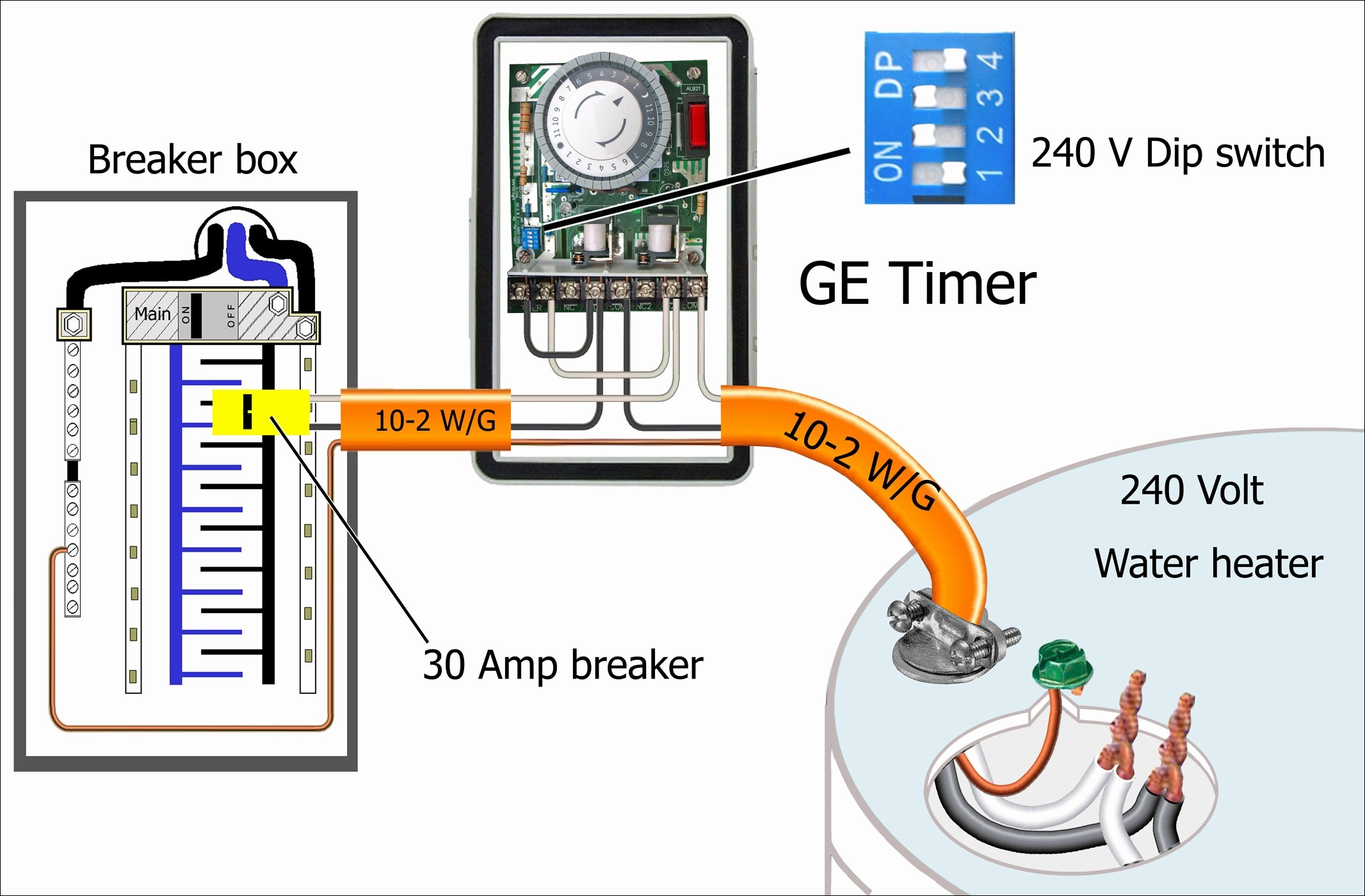 Intermatic T101 Timer Wiring Diagram Elegant How to Wire Ge Timer In Pool Pump Timer Wiring