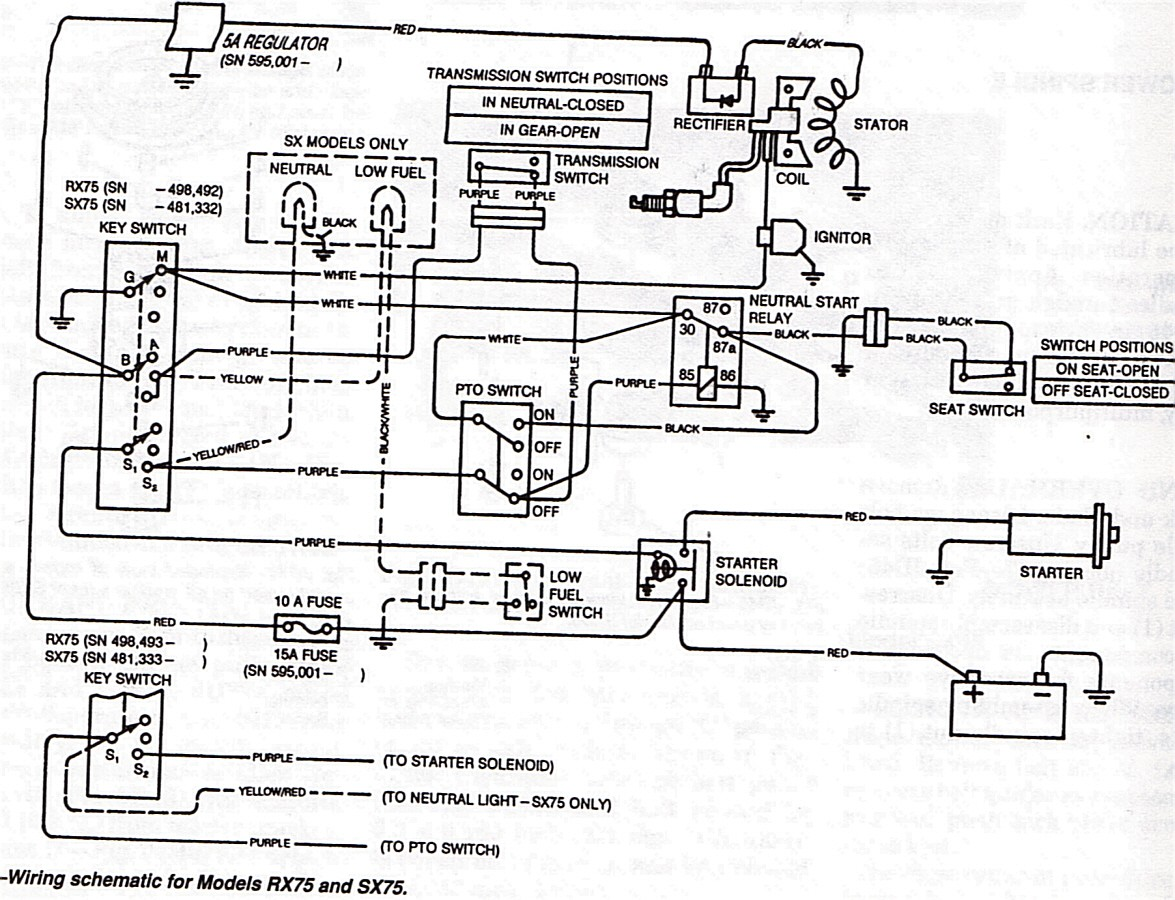 Org Jd Sel Wiring John Deere L110 Wiring Diagram 2004. John Deere Wiring  Harness ... on jd ...