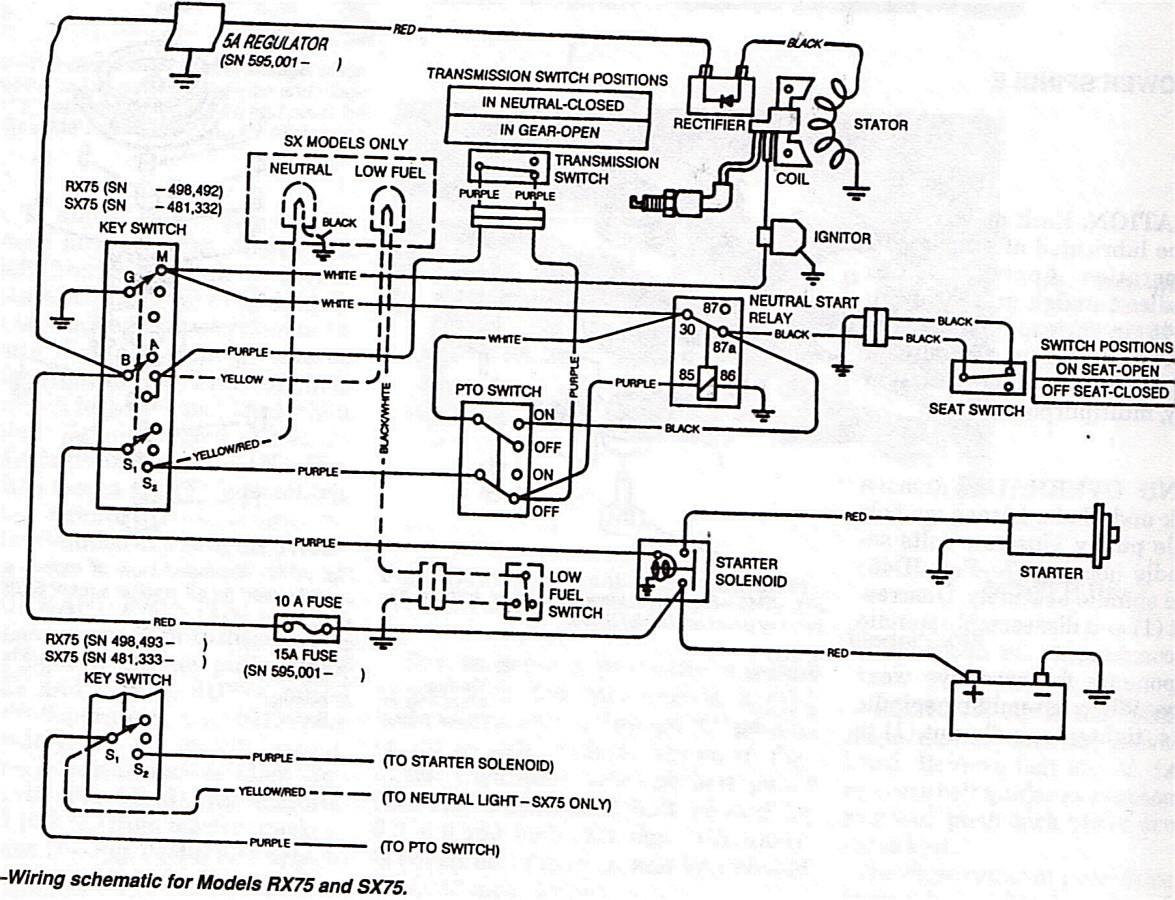 Org Jd Sel Wiring John Deere L110 Wiring Diagram 2004. John Deere Wiring  Harness ... on jd ...