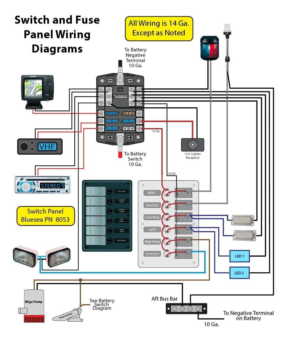 Incredible 2006 Caravelle Boat Fuse Box Wiring Diagram Database Wiring Digital Resources Bemuashebarightsorg