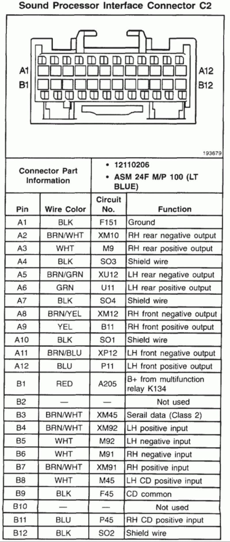 Kenwood Kdc248U Wiring Diagram from mainetreasurechest.com