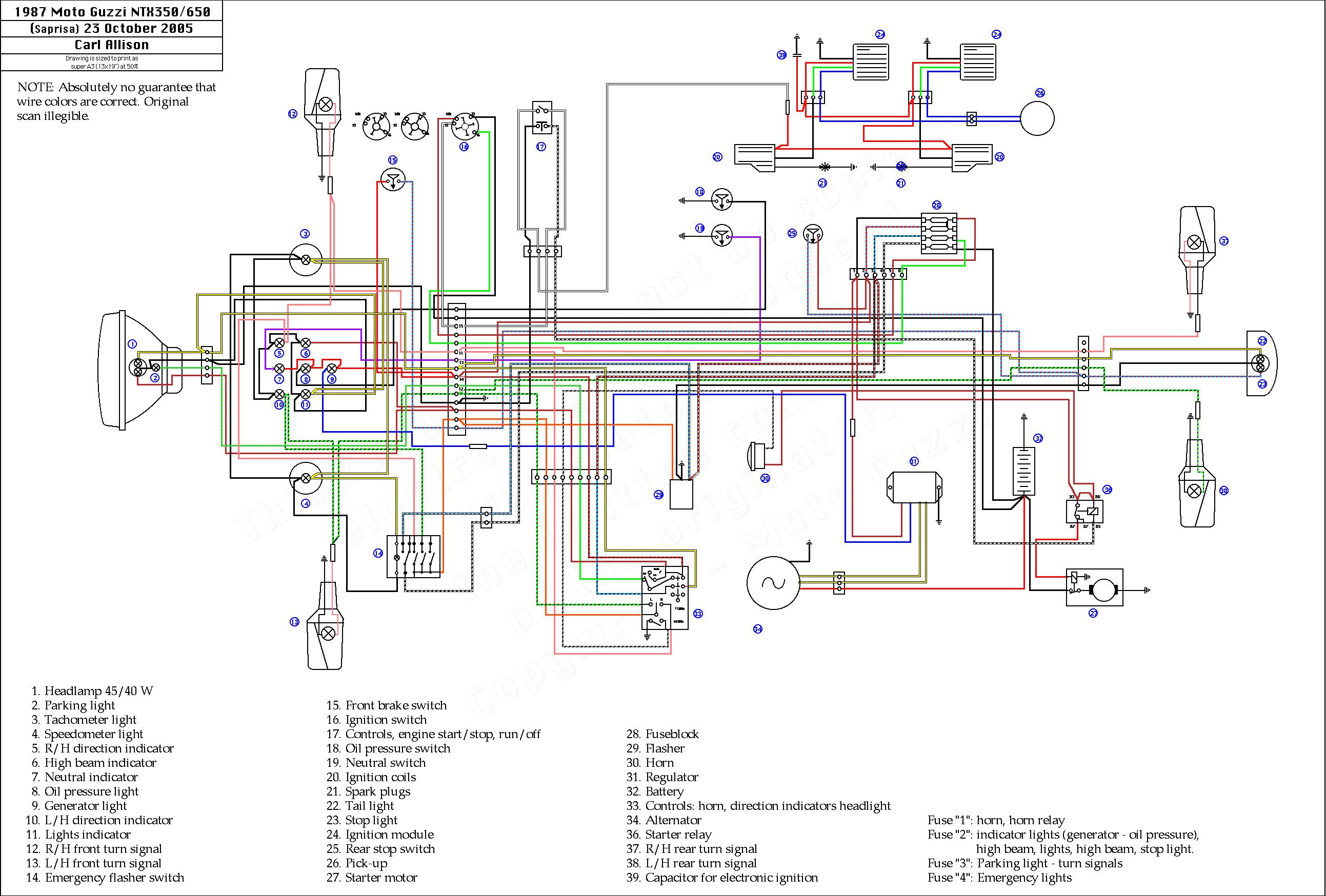 Klr 650 Wiring Diagram Awesome