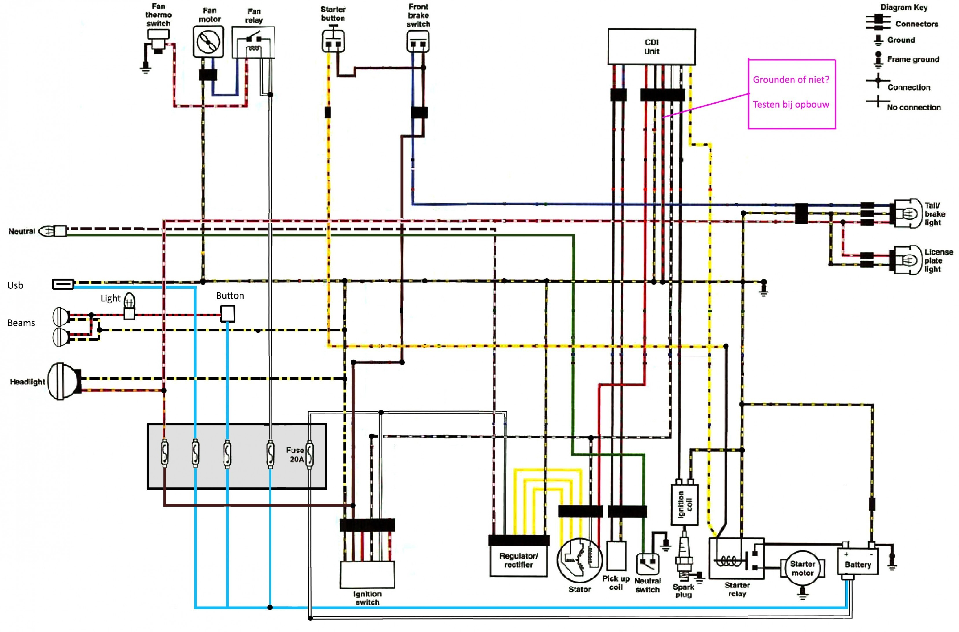 Nx650 Wiring Diagram - Wiring Diagrams Blogopinion.palox-france.fr