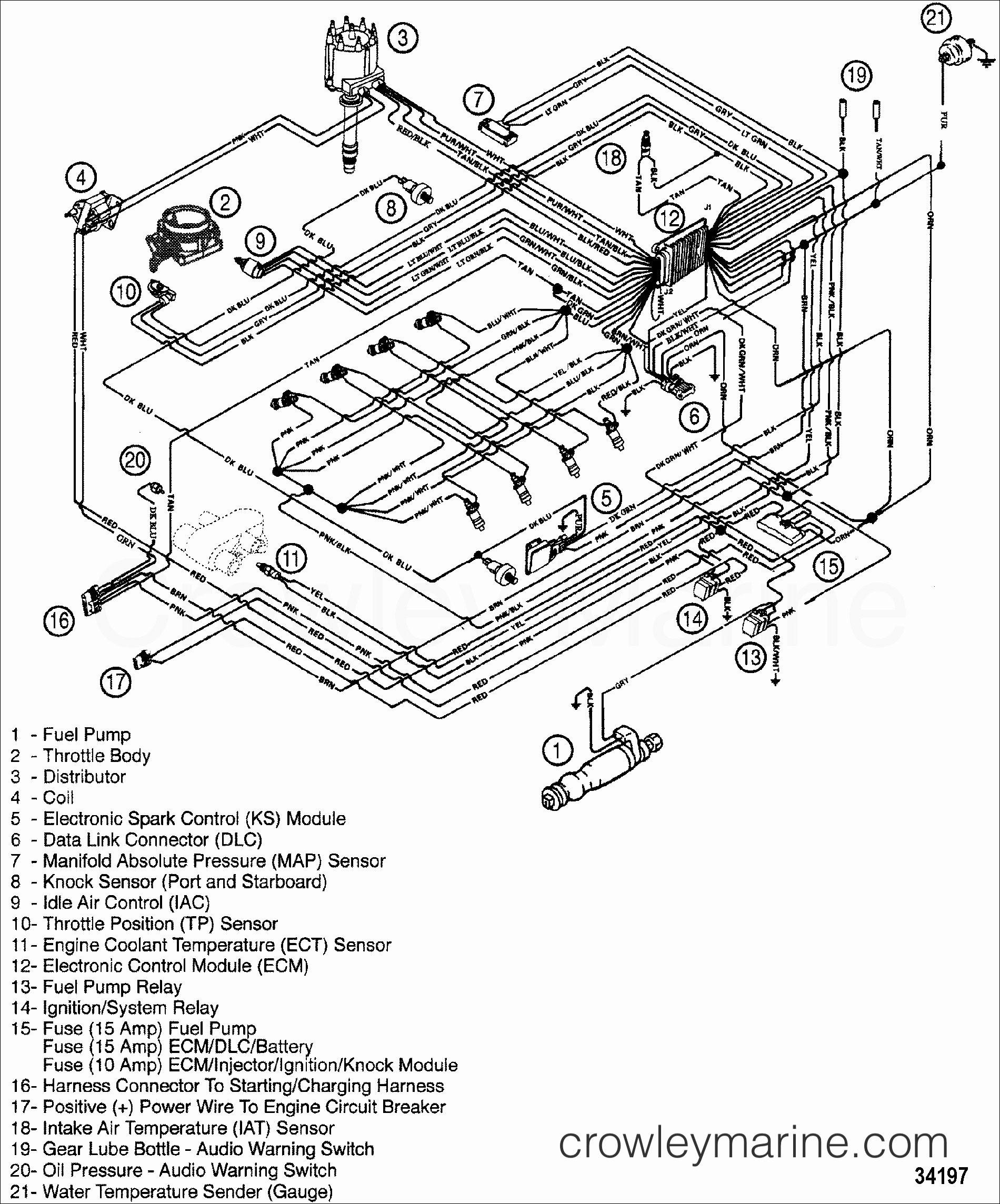 Mercruiser Thunderbolt Iv Ignition Wiring Diagram Fresh Old Fashioned Mercruiser Trim Sender Wiring Diagram Ensign