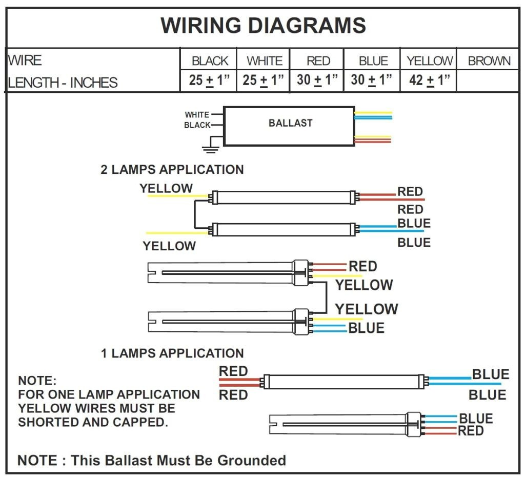 t5 4 lamp ballast wiring diagram basic wiring diagram u2022 rh rnet puter co Bypass Ballast Wiring