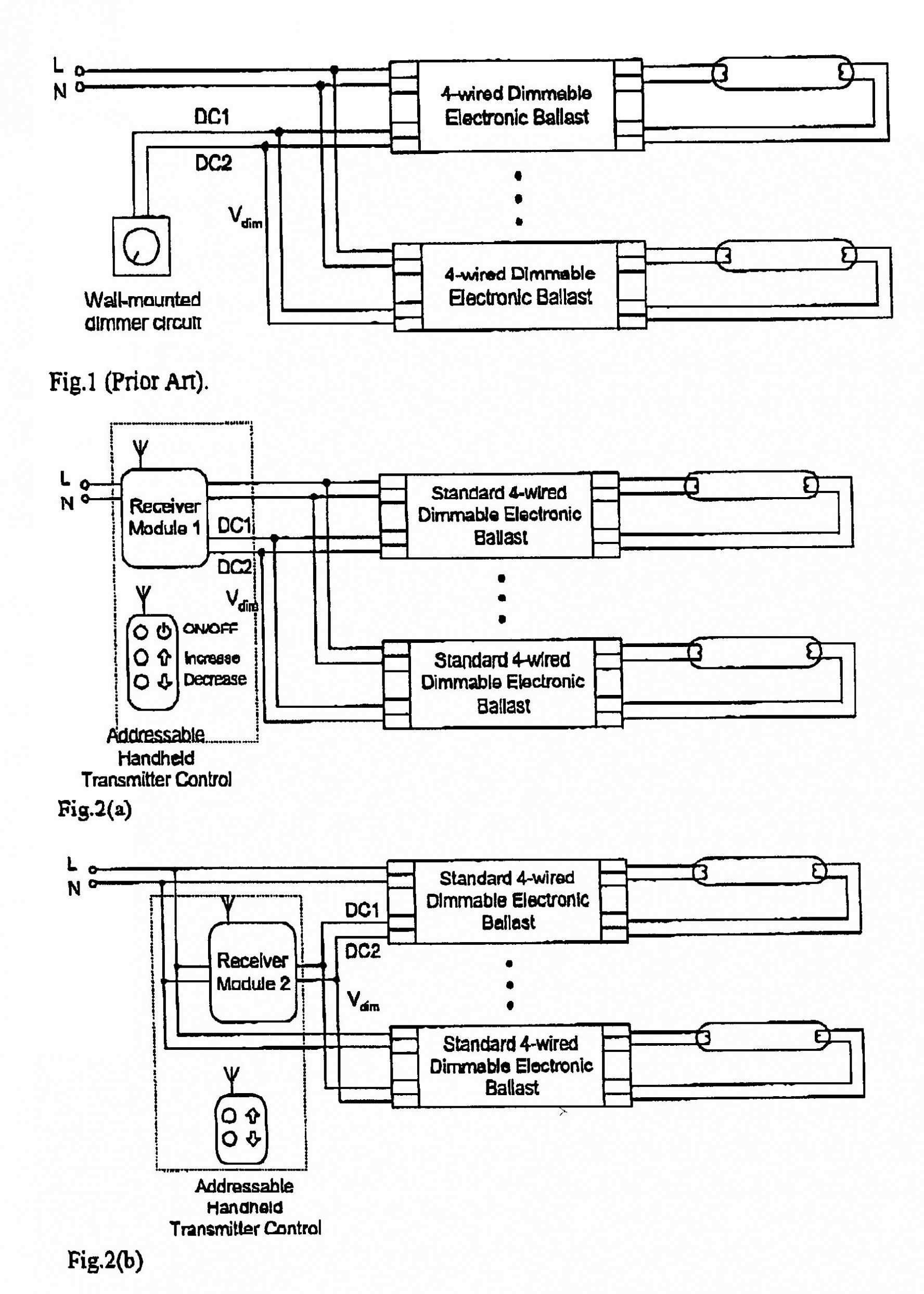 Philips Advance Ballast Wiring Diagram Recent 2 Lamp T8 Ballast Wiring Diagram