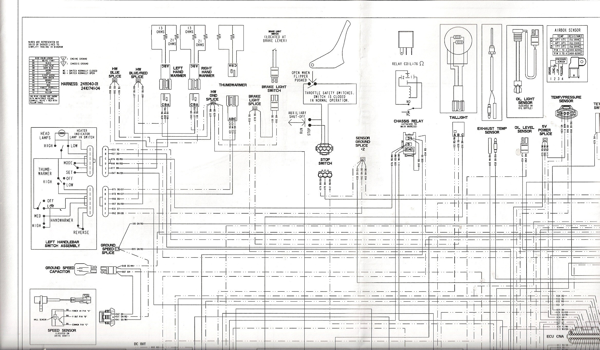 Polaris Wiring Diagram List Wiring Diagram For 2005 Polaris Ranger Wiring Wiring Diagrams