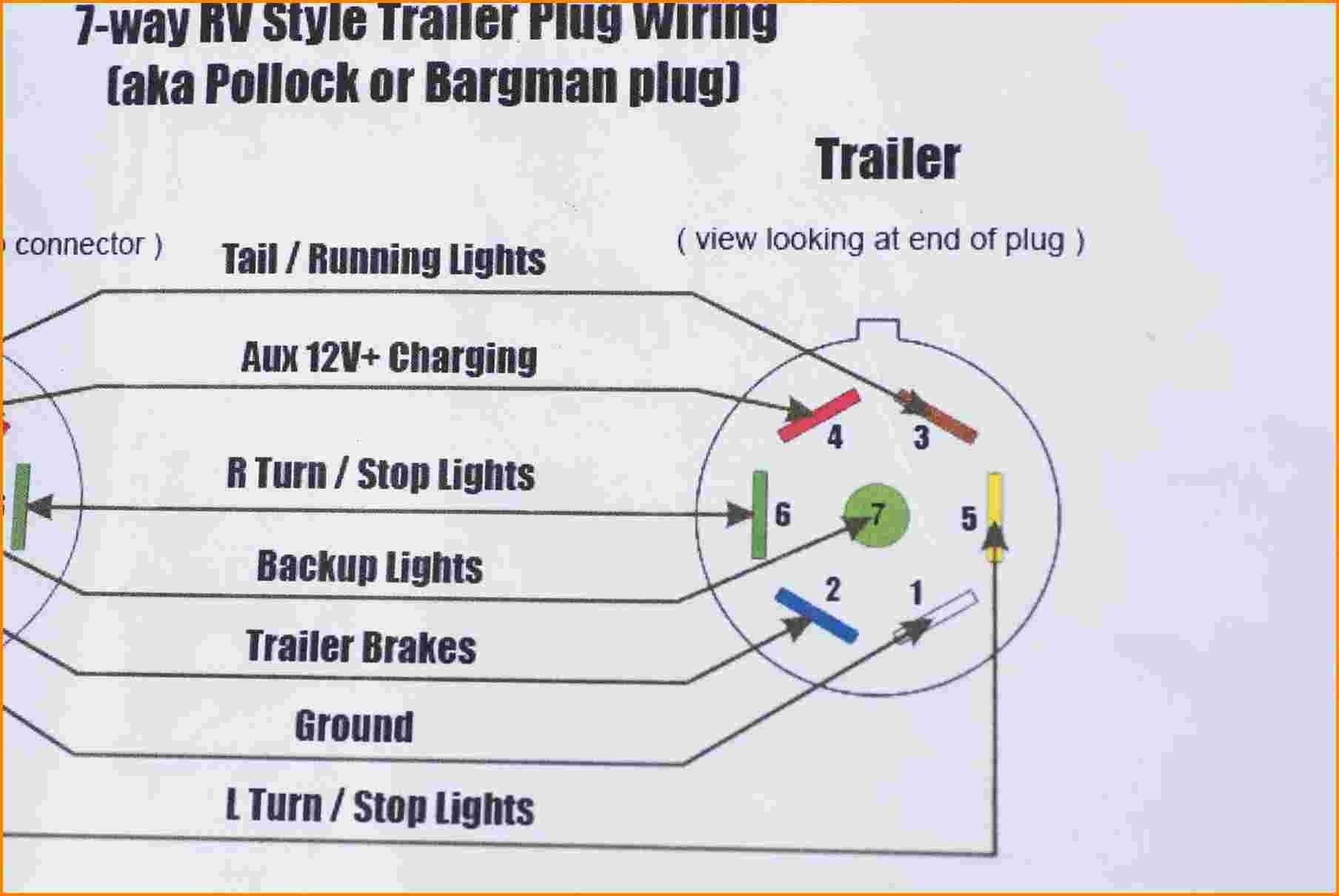 Pollak Wiring Diagram Lovely Old Trailer Wiring Diagram Valid Tractor Trailer Wiring Diagram Best