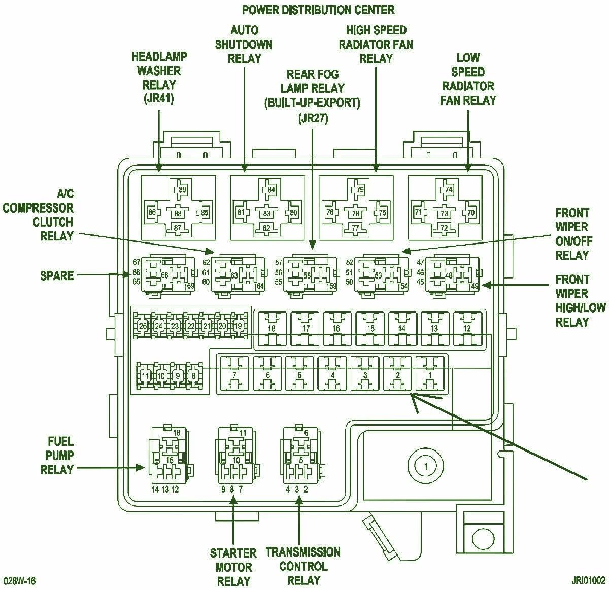 Pt Cruiser Fuel Pump Wiring Diagram Inspirational