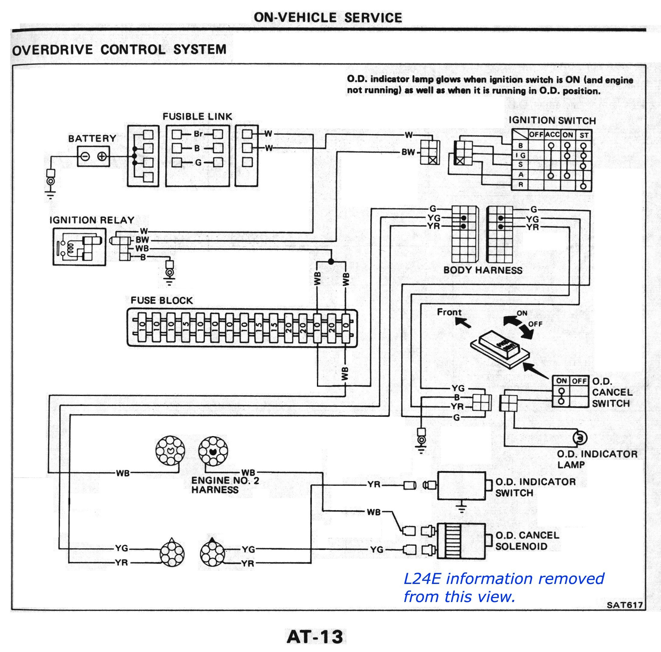 Car Reverse Light Wiring Diagram