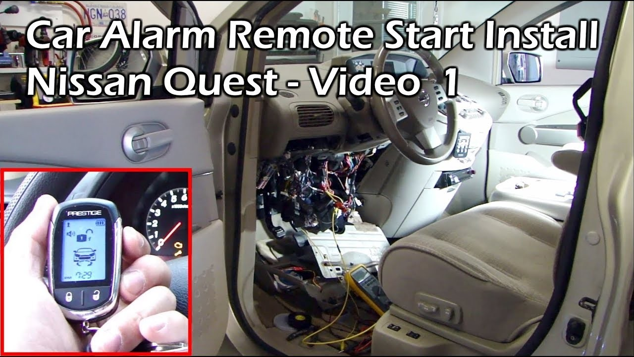 2011 Murano Remote Start Wiring Diagram Best Secret Ford Starter Ready Car Awesome Image Avital Flashlogic