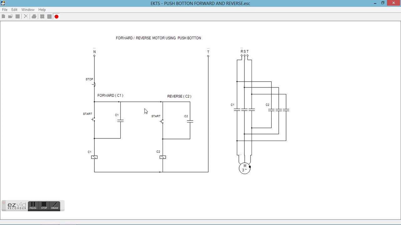 reversing single phase motor wiring diagram best of