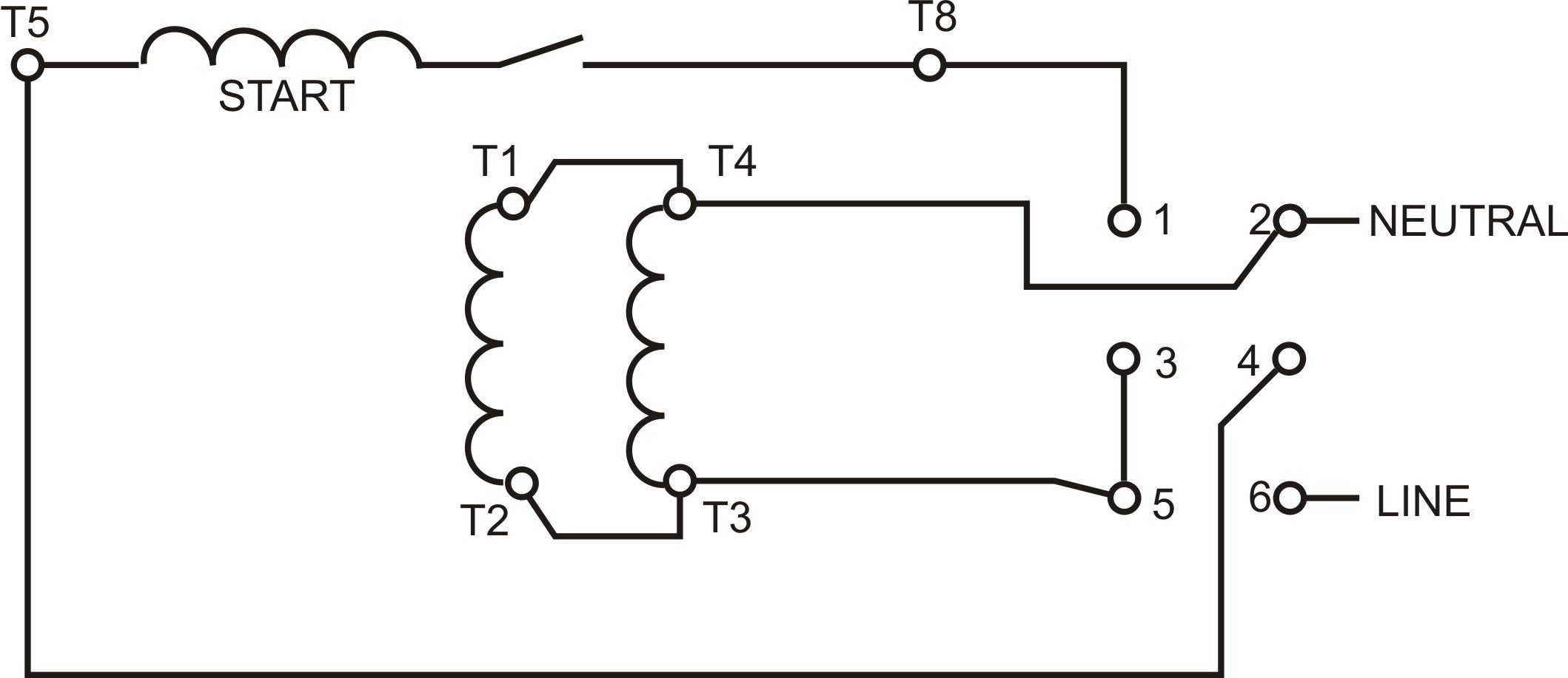 Reversing Single Phase Motor Wiring Diagram Unique Wiring Diagram Od Rv Park – Amalgamagency