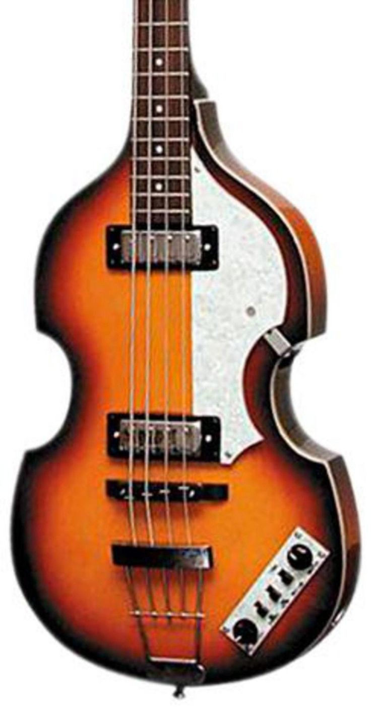 Hofner Ignition Series Vintage Violin Bass Sunburst mon Shopping Pinterest