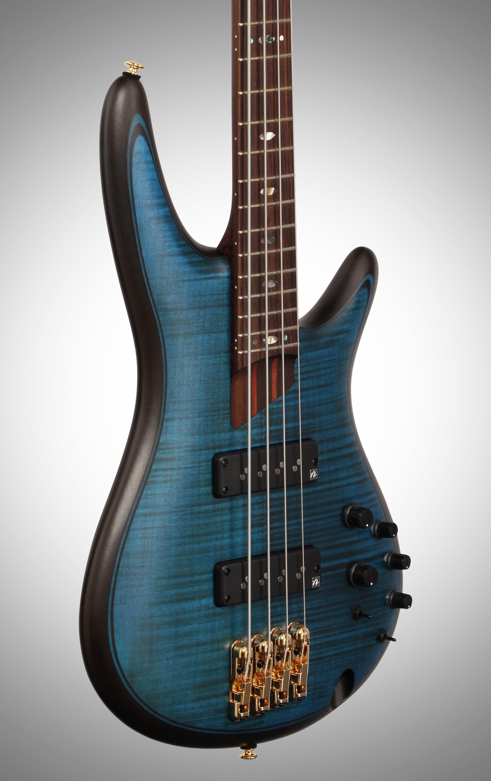 Rogue LX200BF Fretless Series III Electric Bass Guitar Metallic Blue mon Shopping Pinterest