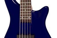 Rogue Bass Guitar New Rogue Lx205b 5 String Series Iii Electric Bass Guitar Metallic Blue