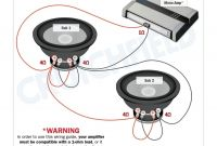 Subwoofer Wiring Diagram Dual 2 Ohm Awesome Subwoofer Wiring Diagram Dual 2 Ohm Download