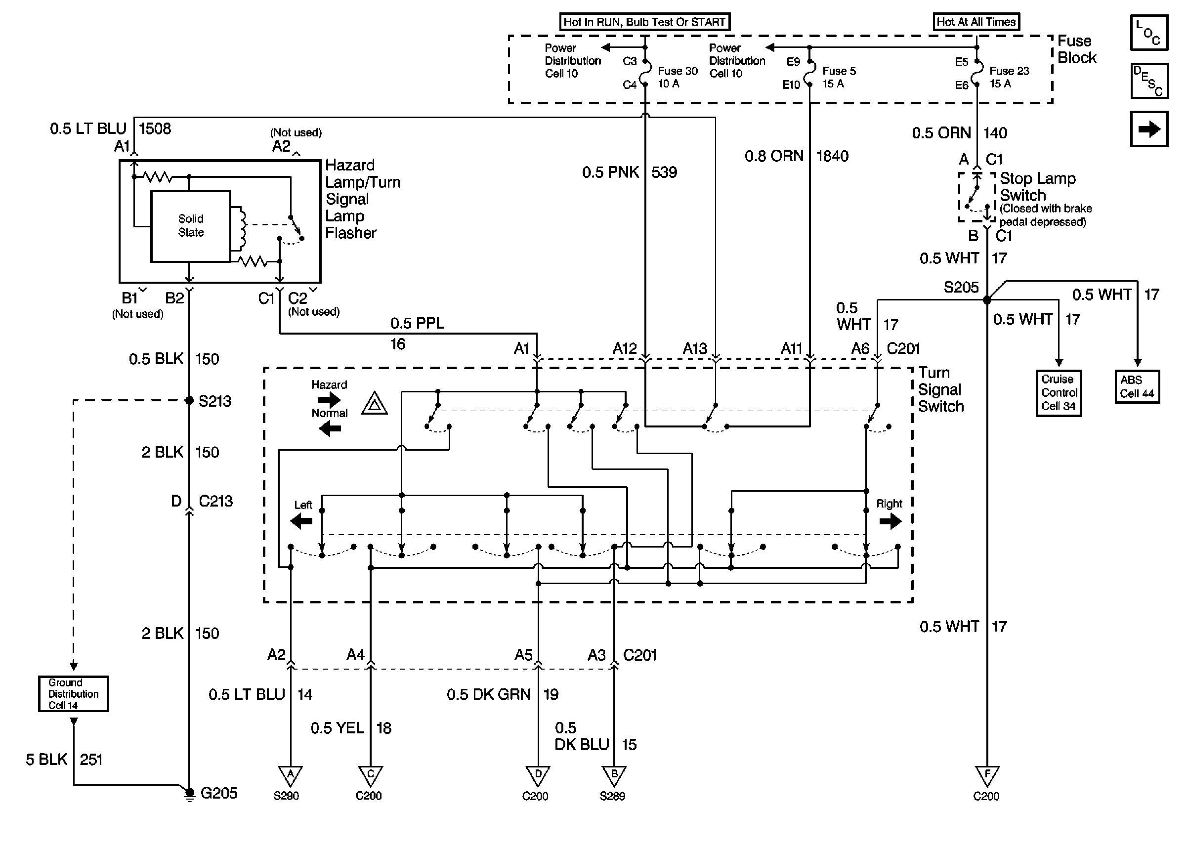 Trailblazer       Tail    Light Wiring    Diagram      Wiring    Diagram    Image