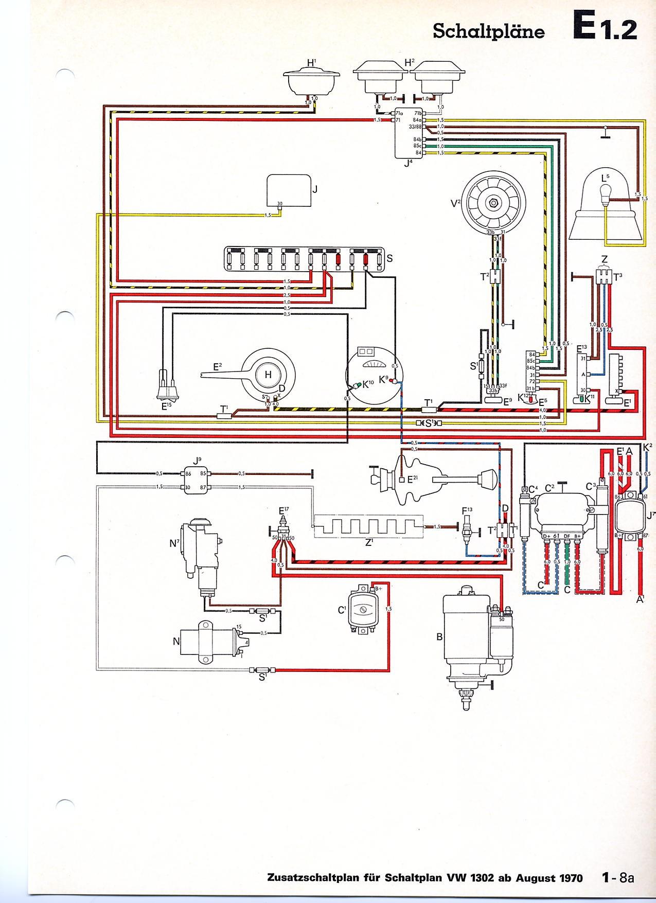 Vw Beetle Generator Wiring Diagram Reveolution Of Volkswagen Alternator Another Blog About U2022 Rh Ok2 Infoservice Ru Bug