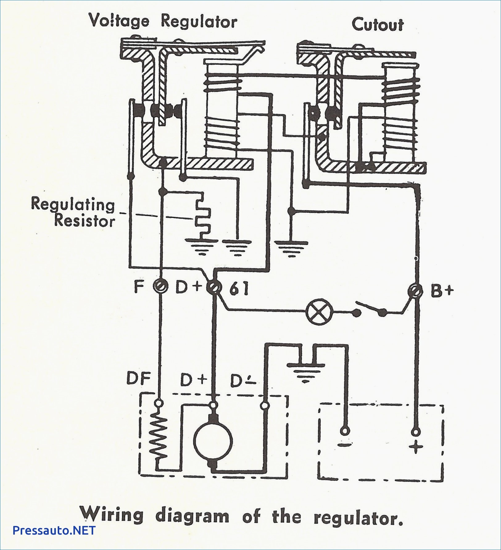 Vw Motorola Alternator Wiring Diagram Page 2 Wiring Diagram And 69 Bug Coil Wiring  Vw Beetle Alternator Wiring. Source. external voltage regulator ...