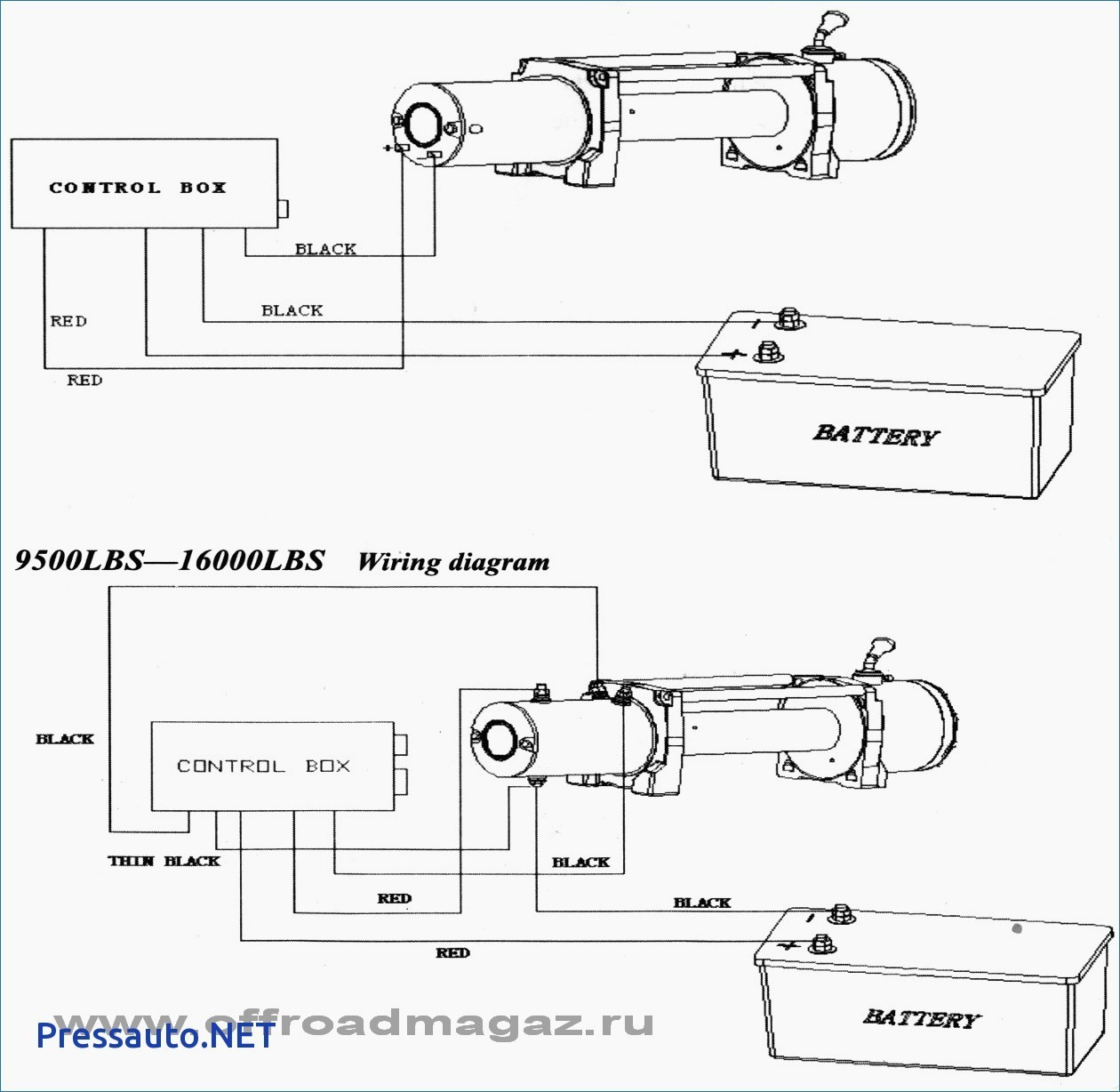 warn a2000 winch wiring diagram best of wiring diagram image