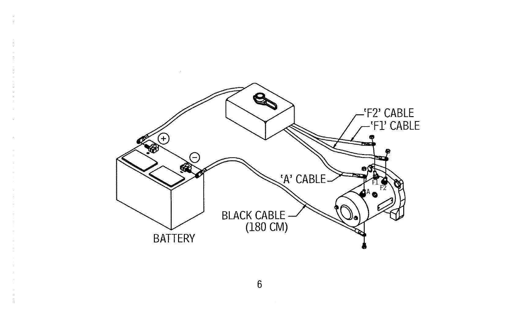 how to wire a warn winch