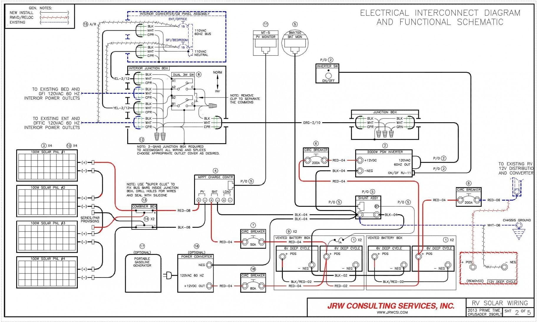 Wfco 8955 Wiring Diagram