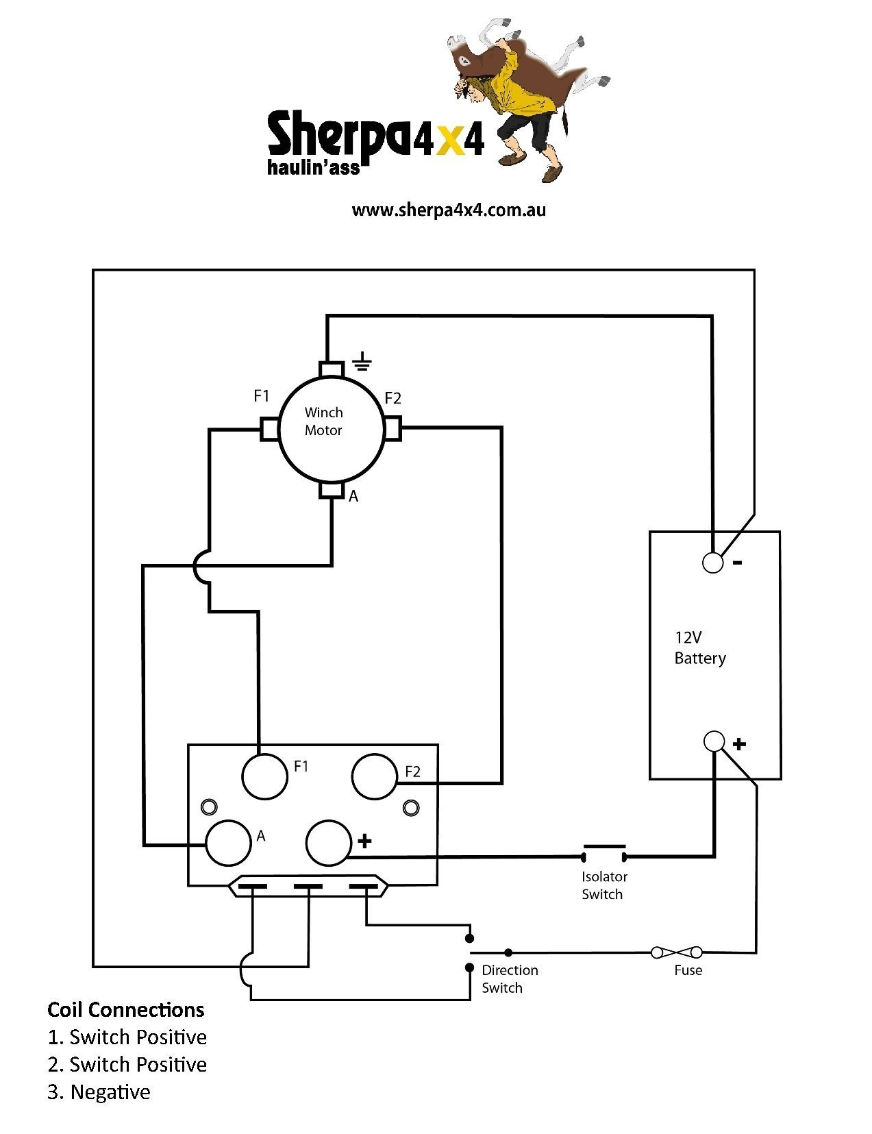 wiring diagram for winch solenoid new winch isolator switch wiring of warn winch wiring diagram 4 solenoid