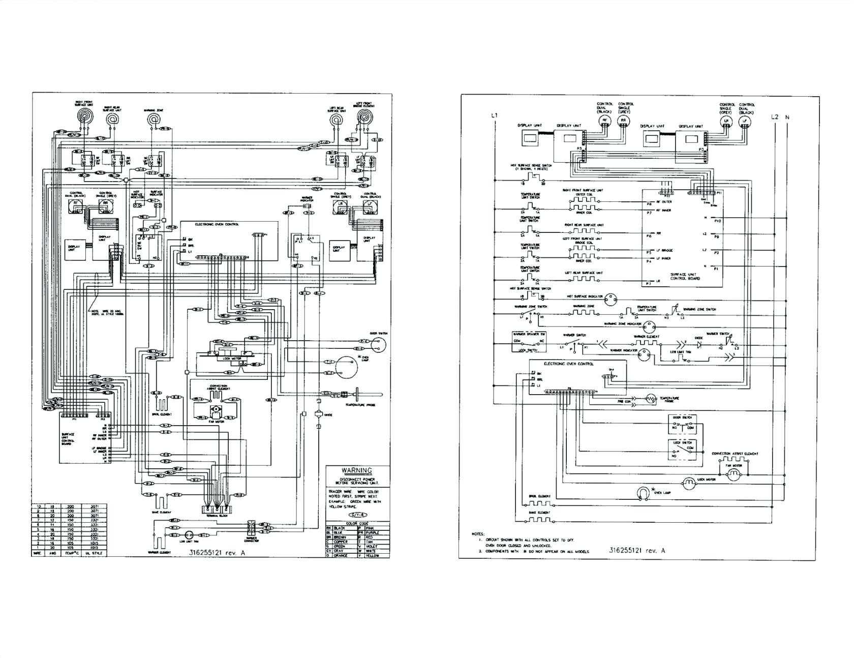 Wiring Diagram For Ge Refrigerator Wiring Diagram Image