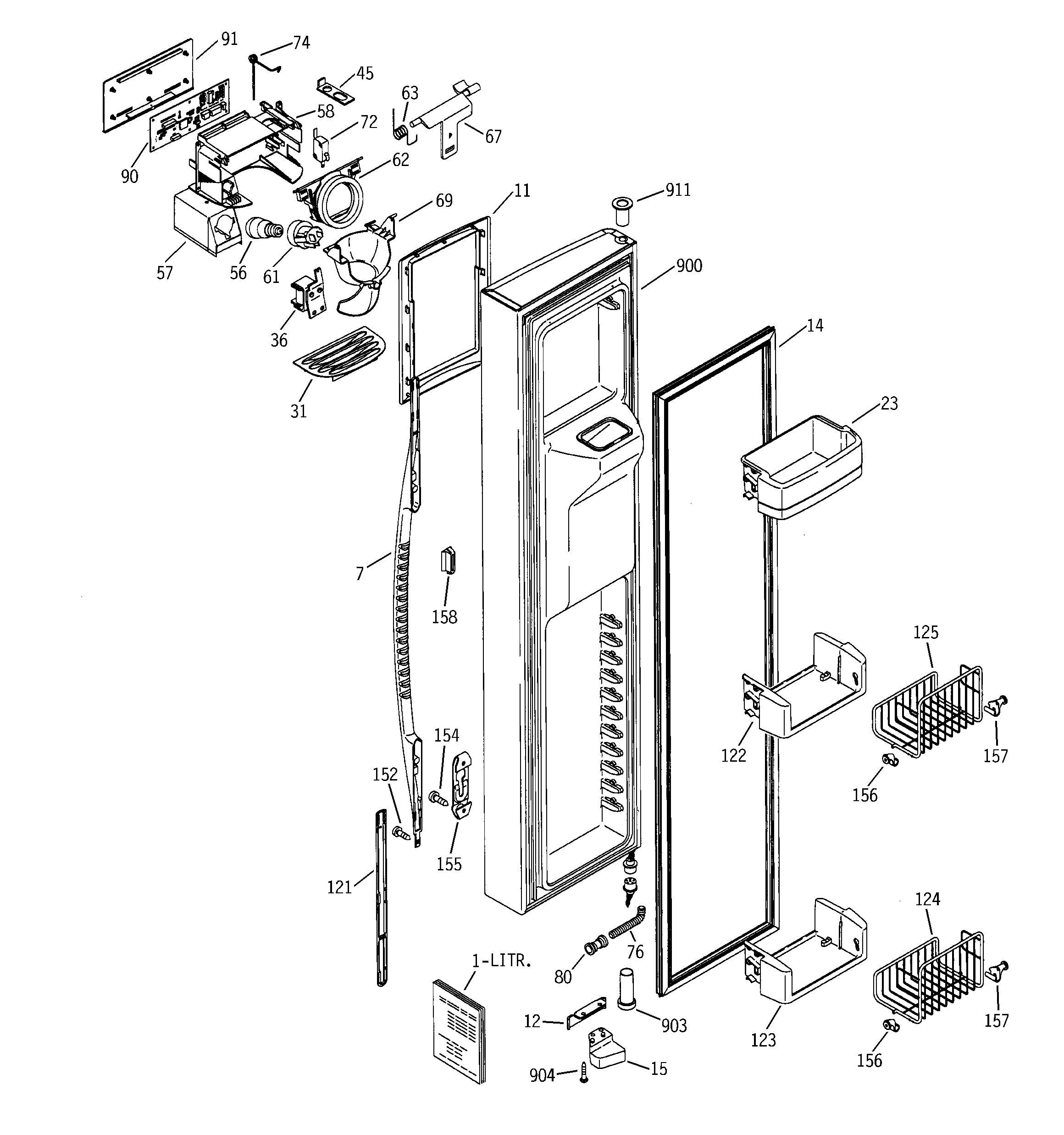 Ge Ice Maker Wiring Diagram 2018 Wiring Diagram Bosch Dishwasher Simple Ge Refrigerator Wiring