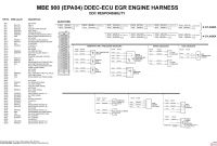 Ddec V Wiring Diagram Inspirational Ddec 5 Ecm Wiring Diagram Free Picture
