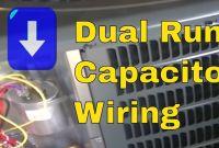 Dual Capacitor Wiring Diagram Elegant Hvac Training