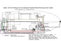 Sailboat Wiring Diagram Elegant Bass Boat Wiring