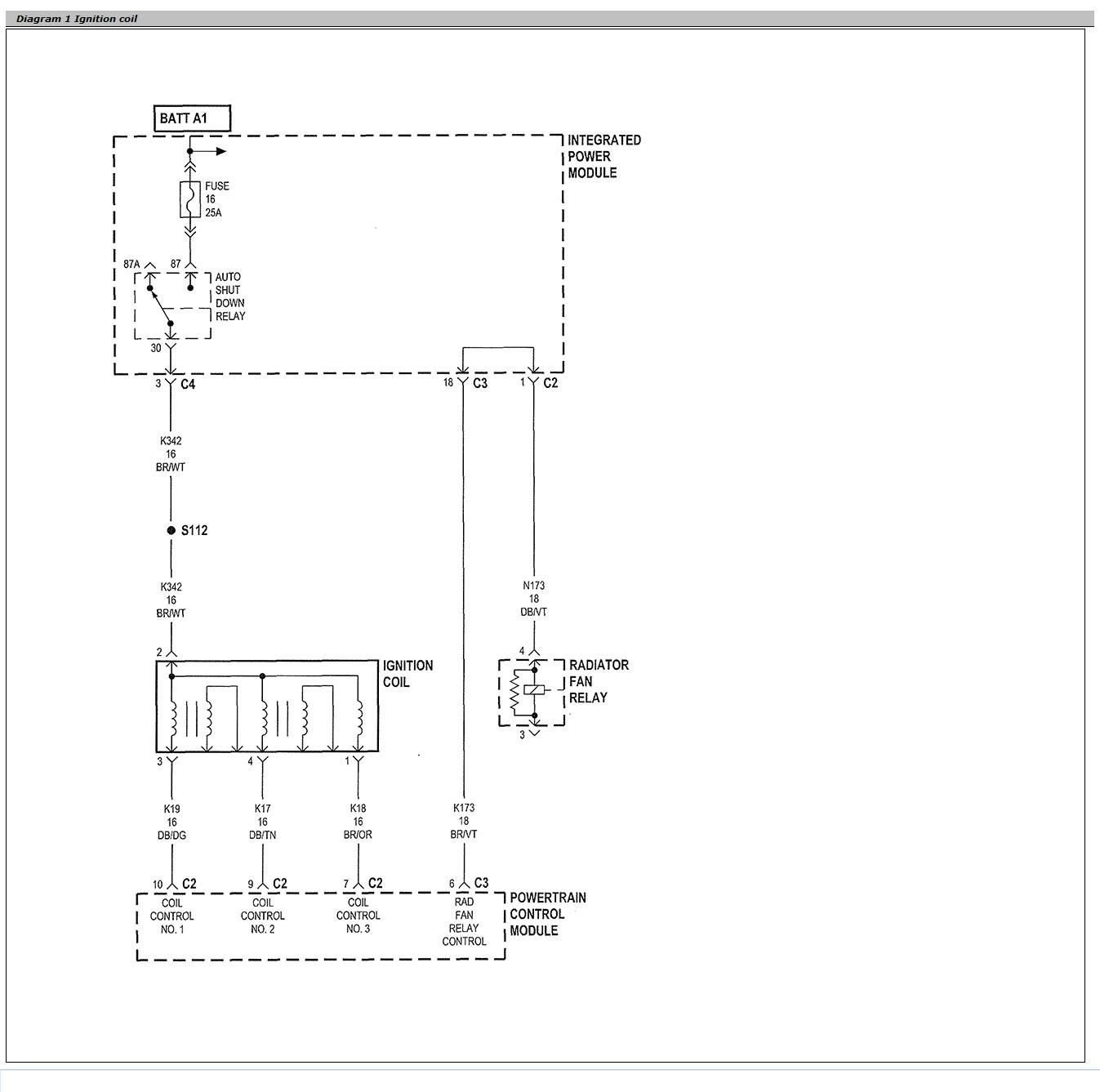 2003 Dodge Caravan Pcm Wiring Diagram Ignition Wiring Diagram Used 03 Grand Caravan Wiring Diagram 03 Dodge Caravan Wiring Diagram