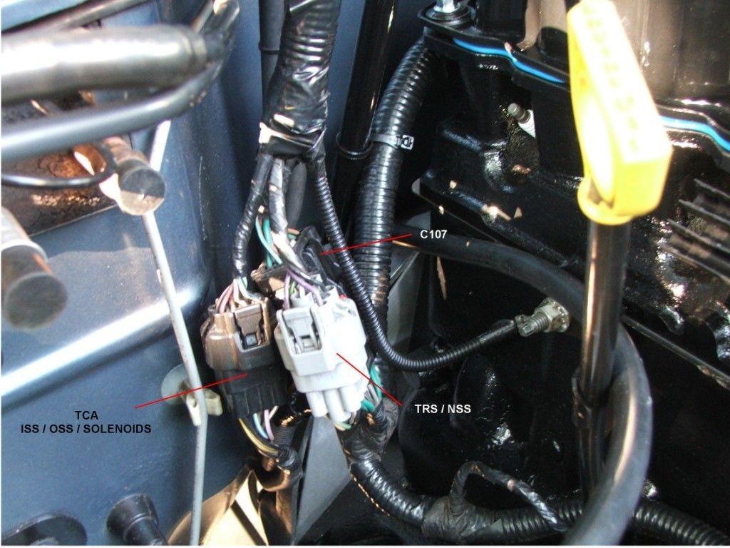 engine trans wiring harness connectors Jeep Cherokee Xj Jeep Xj Jeep Truck