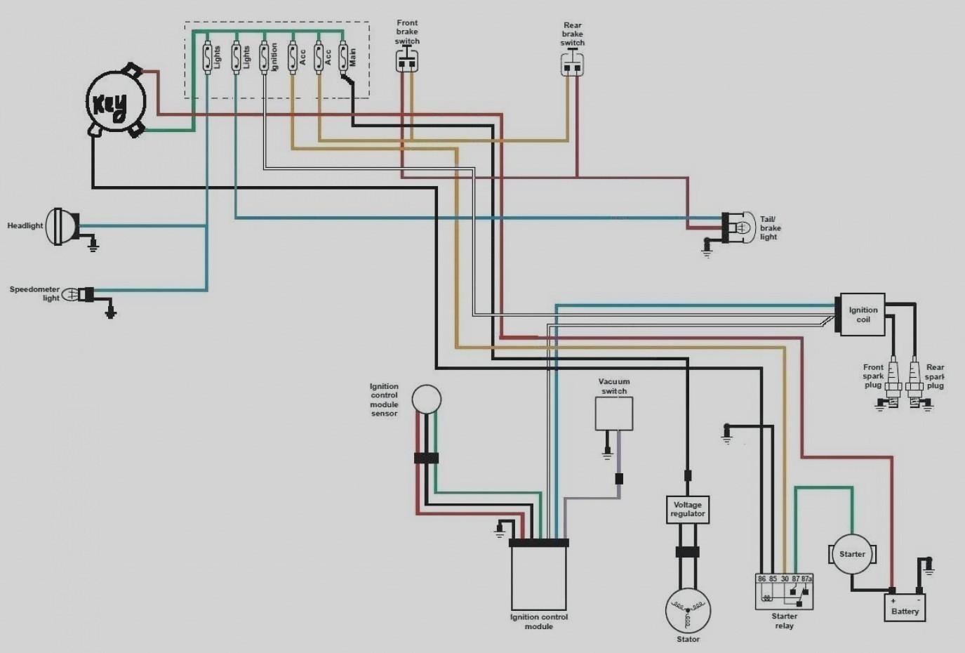 87 Fxr Wiring Diagram Wiring Diagram Go 1980 Shovelhead Wiring Diagram