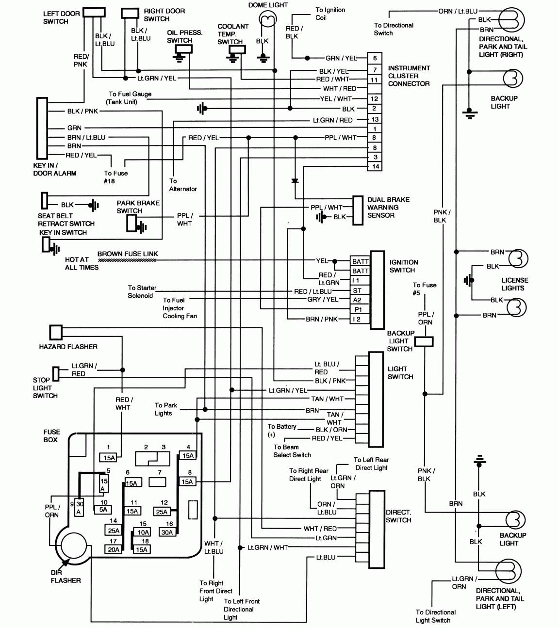 Ford F 150 Wiring